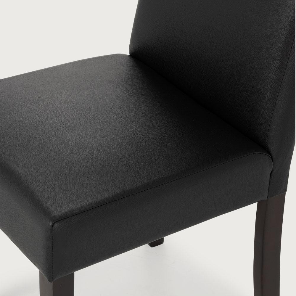 Ashville Dining Chair, Black