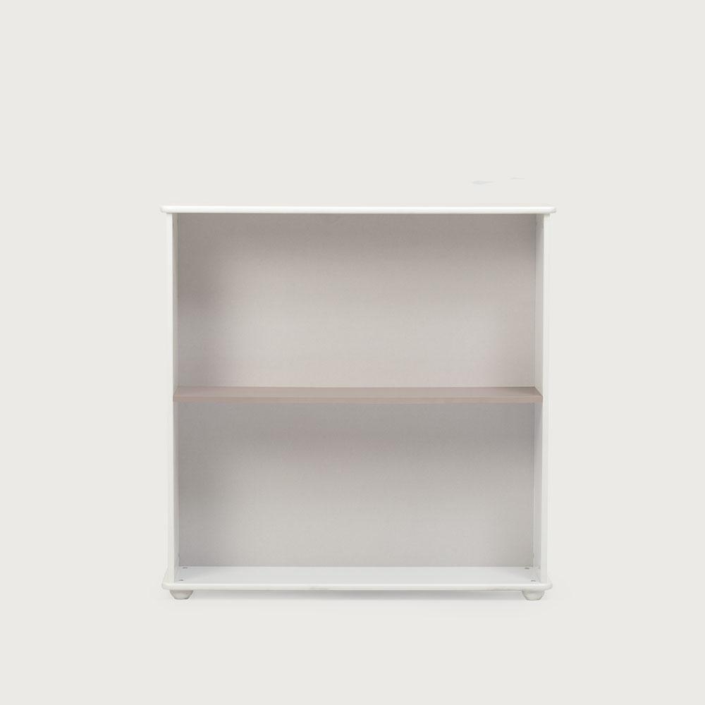 Carnival 1 Shelf Bookcase, Toffee