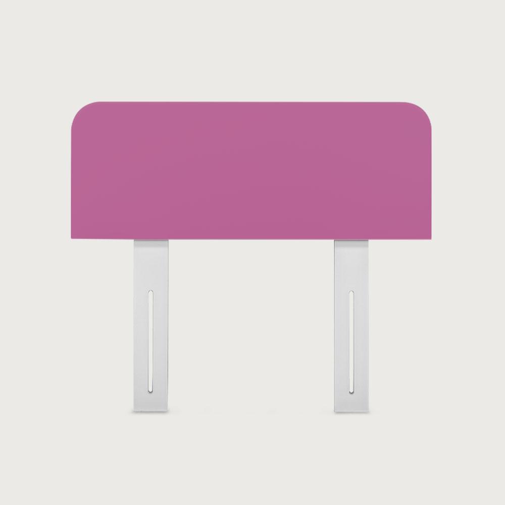 Carnival Single/King Single Headboard, Purple