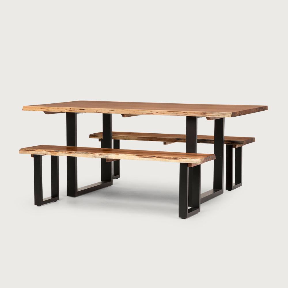 Tipaz 3 Piece Dining Set - W180