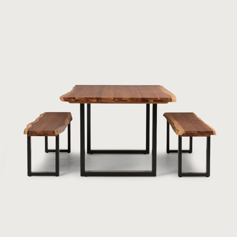 Tipaz 3 Piece Dining Set - W210