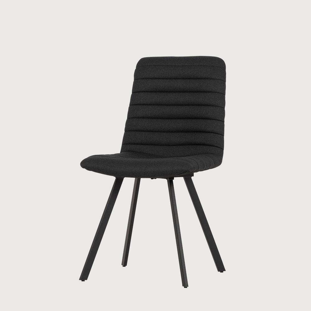 Watson Dining Chair, Charcoal
