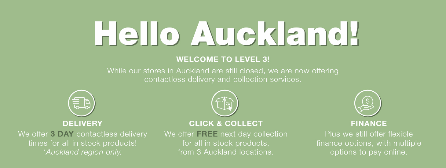 Auckland Delivery Promo