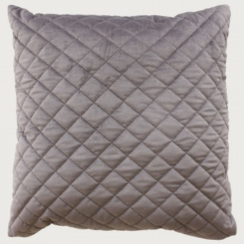 Limon  Belvoir Cushion - Poly Inner, Charcoal