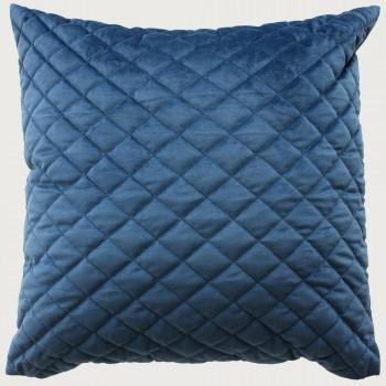 Limon  Belvoir Cushion - Poly Inner, Indigo Blue