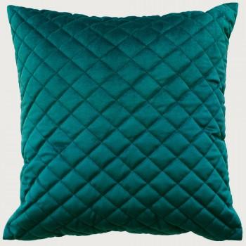 Limon  Belvoir Cushion - Poly Inner, Teal