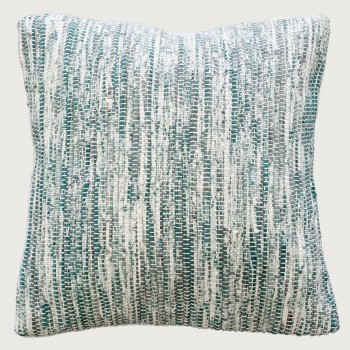 Limon Oregon Cushion - Poly Inner, Teal