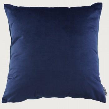 Limon Emperor Cushion - Poly Inner, Indigo Blue