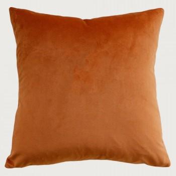 Limon Emperor Cushion - Feather Inner, Nutmeg