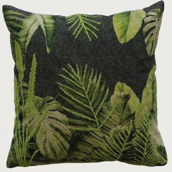Limon  Hawaii Cushion - Feather Inner, Green