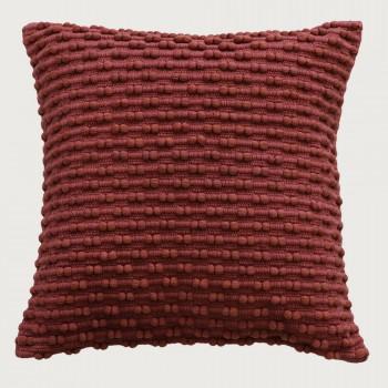 Limon Kaikoura Cushion - Poly Inner, Terracotta