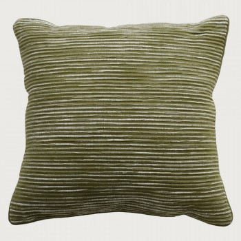 Limon Rakaia Cushion - Poly Inner, Olive