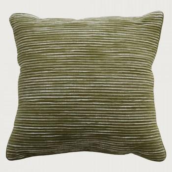 Limon Rakaia Cushion - Feather Inner, Olive