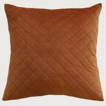 Limon  Belvoir Cushion - Feather Inner , Nutmeg
