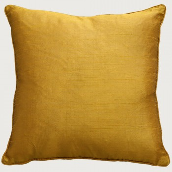 Limon Essence Cushion - Feather Inner, Gold
