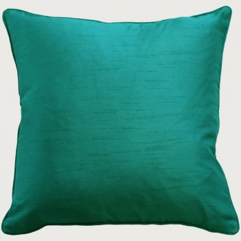 Limon Essence Cushion - Feather Inner, Teal
