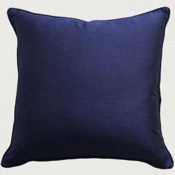 Limon Essence Cushion - Feather Inner, Navy
