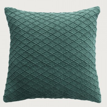 Limon Kapiti Cushion -  Poly Inner , Dark Teal