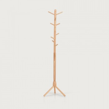 Woodwall Cactus Stand, Light
