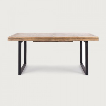 Forged Extension Dining Table - W183/244